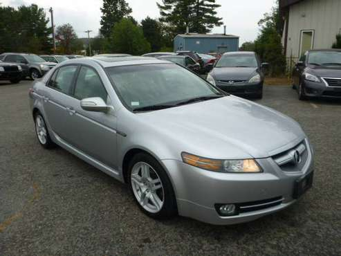 2008 ACURA TL 1 OWNER-VERY CLEAN RUNS/DRIVES GOOD NAVIGATION LOADED!! for sale in Milford, ME