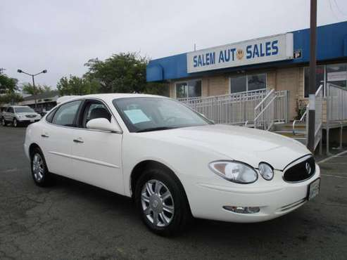 2007 Buick LaCrosse CX - LOW MILEAGE - V6 - GOOD ON GAS - GREAT... for sale in Sacramento , CA