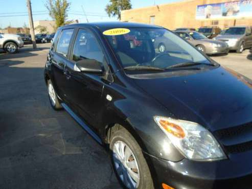 2006 Scion xA Base 4dr Hatchback w/Automatic 216164 Miles for sale in Toledo, OH
