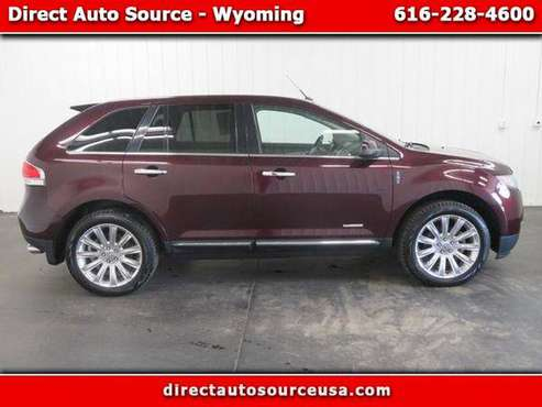 2011 Lincoln MKX AWD for sale in Wyoming , MI