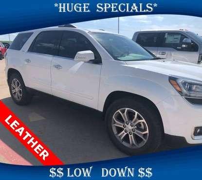 2016 GMC Acadia SLT-1 - Special Savings! for sale in Whitesboro, TX