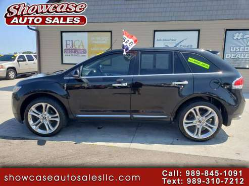 PRICE DROP! 2013 Lincoln MKX AWD 4dr for sale in Chesaning, MI