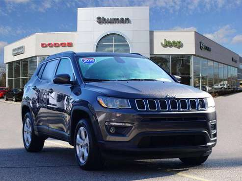 2019 Jeep Compass Latitude for sale in Walled Lake, MI