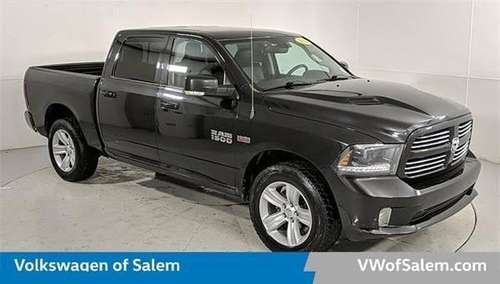 2015 Ram 1500 4x4 Truck Dodge 4WD Crew Cab 140.5 Sport Crew Cab -... for sale in Salem, OR