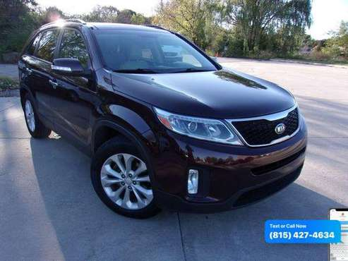 2014 Kia Sorento EX Sport Utility 4D for sale in Woodstock, IL