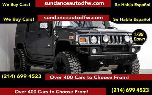 2005 HUMMER H2 SUV -Guaranteed Approval! for sale in Addison, TX