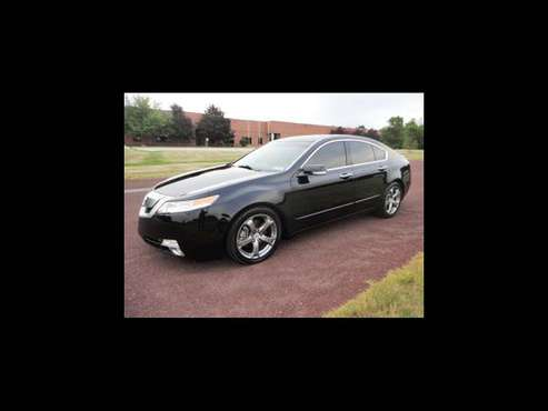 2009 Acura TL 5-Speed AT SH-AWD with Tech Package for sale in Cedar Hill, MO