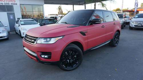 201 LAND ROVER RANGE ROVER SPORT*4X4*ONE OWNER*ONLY 51K MILES* for sale in Sacramento , CA
