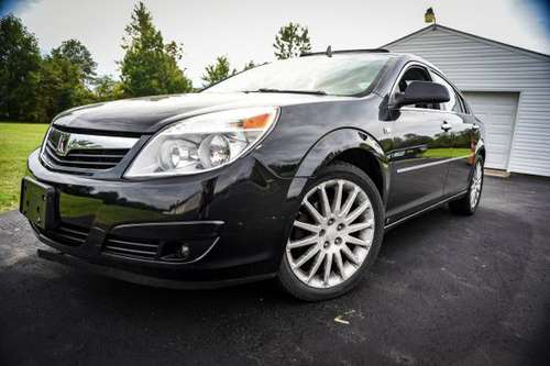 2008 SATURN AURA XR 127000 MILES SUNROOF LEATHER $3995 CASH for sale in REYNOLDSBURG, OH