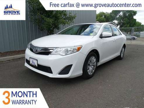 2012 *Toyota* *Camry LE 66k!* *Super Clean, Low Miles, for sale in Forest Grove, OR