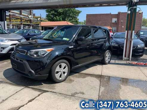 2016 KIA Soul 5dr Wgn Auto 4dr Wagon 6a for sale in Brooklyn, NY