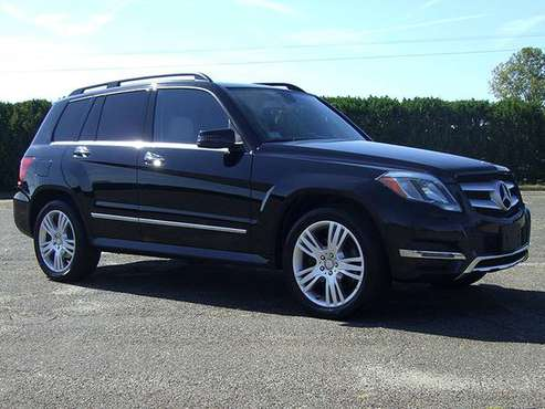 "★ 2014 MERCEDES BENZ GLK350 4MATIC - AWD, NAVI, PANO ROOF, 19"" WHEELS for sale in East Windsor, CT"