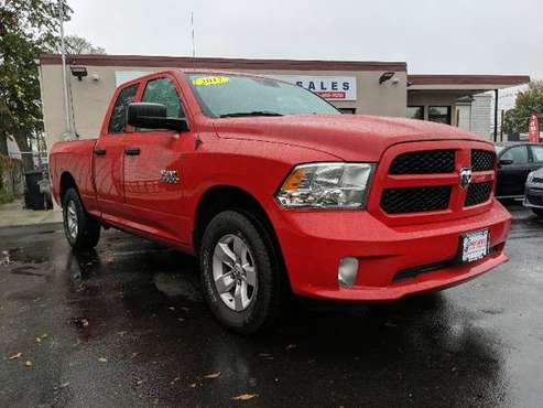 2017 Ram 1500 - - cars & trucks - by dealer - vehicle automotive sale for sale in south amboy, NJ