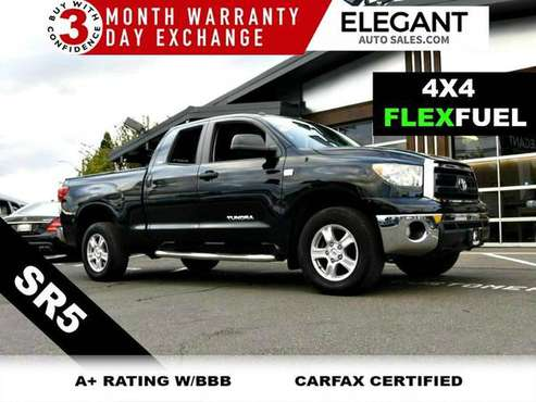 2010 Toyota Tundra 4WD SR5 CLEAN 2 OWNERS LONG BED CLEAN TRUCK Pickup for sale in Beaverton, OR