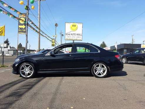 2010 Mercedes-Benz C-Class 4dr Sdn C 300 Sport RWD for sale in Portland, OR