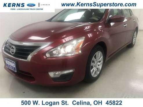 2015 Nissan Altima 2.5 S for sale in St. Marys, OH