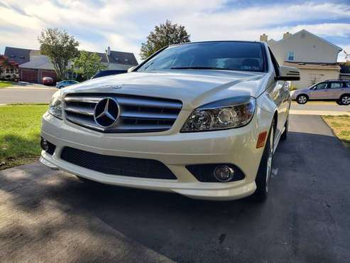 2010 Mercedes Benz C300 4Matic Luxury - 73K - Clean Title - Great Car for sale in Lancaster, PA