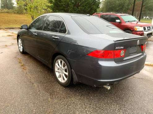 2007 ACURA TSX Needs Body Work for sale in Spartanburg SC, NC