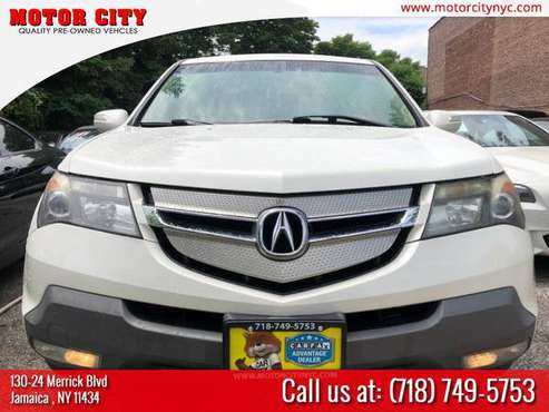 CERTIFIED 2008 ACURA MDX! 3RD ROW! HIGHWAY MILES! WARRANTY! for sale in Jamaica, NY