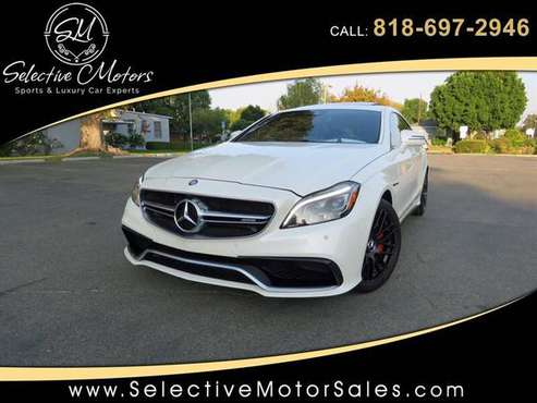 2015 Mercedes*Benz CLS*63 S*AMG -LOW*MILES *WARRANTY* *CLS63* *LOADED* for sale in Van Nuys, CA