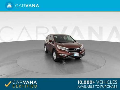 2016 Honda CRV EX Sport Utility 4D suv ORANGE - FINANCE ONLINE for sale in Charlotte, NC