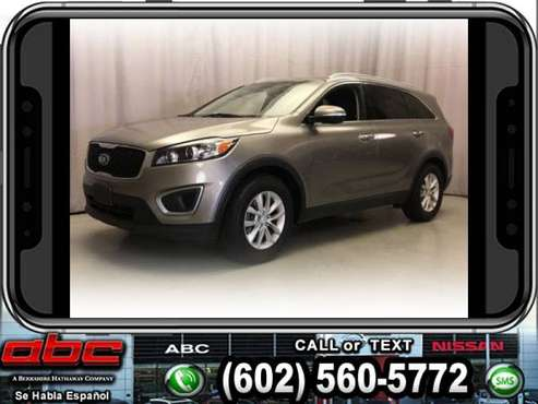 2016 Kia Sorento L for sale in Phoenix, AZ