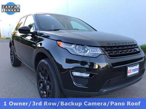 2016 Land Rover Discovery Sport HSE Model Guaranteed Credit Approva for sale in Woodinville, WA