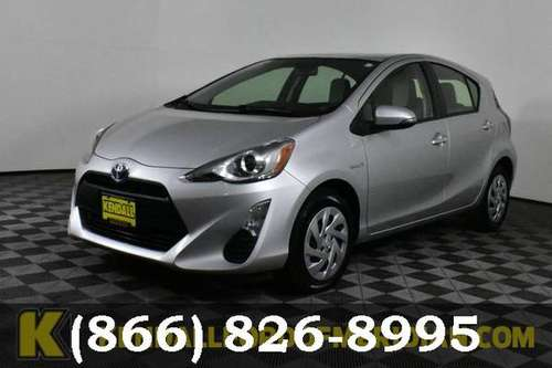 2016 Toyota Prius c Classic Silver Metallic *Test Drive Today* for sale in Meridian, ID