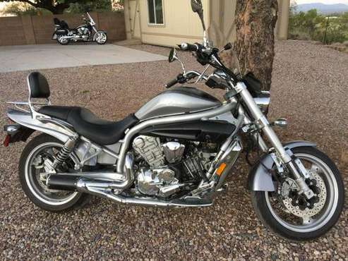 2007 Hyosung G.V. 650 for sale in Hereford, AZ