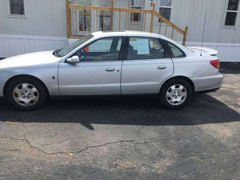 2001 SATURN L300 SEDAN EZ FINANCING AVAILABLE for sale in Springfield, IL