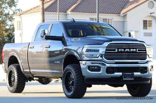 2020 RAM Ram Pickup 2500 Laramie 4x4 4dr Crew Cab 6.3 ft. SB Pickup... for sale in Santa Clara, CA