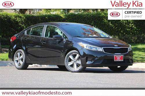 2018 Kia Forte LX - Call or TEXT! Financing Available! for sale in Modesto, CA