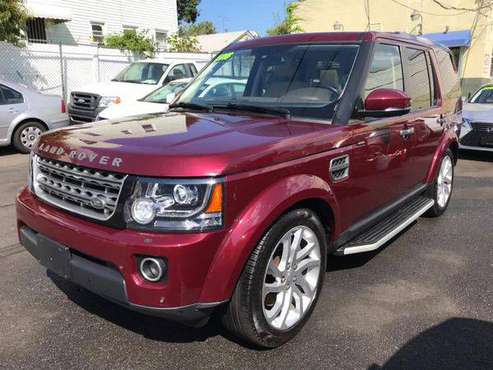 2016 Land Rover LR4 4WD 4dr HSE Silver Edition for sale in Jamaica, NY