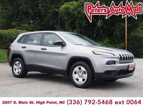 2016 Jeep Cherokee Sport - SUV for sale in Greensboro, NC