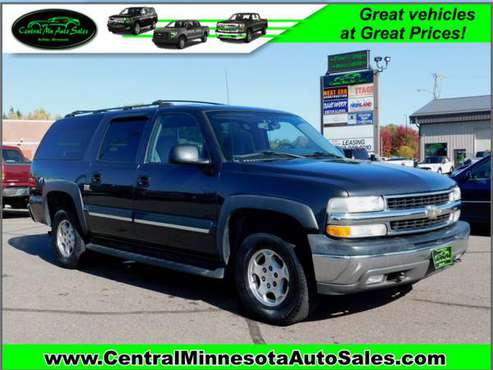 2004 Chevy Suburban 1500 LS 4x4 *Rear DVD for sale in Buffalo, MN