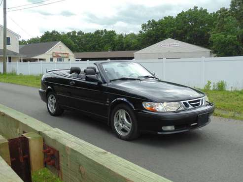 2002 SAAB 9-3 Convertible - Runs AWESOME! for sale in Cheshire, CT