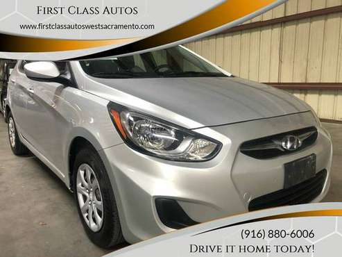 2012 Hyundai Accent GS 4dr Hatchback for sale in West Sacramento, CA