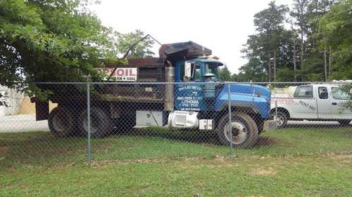 1995 Mack RD688S Dump Truck for sale in Lithonia, GA