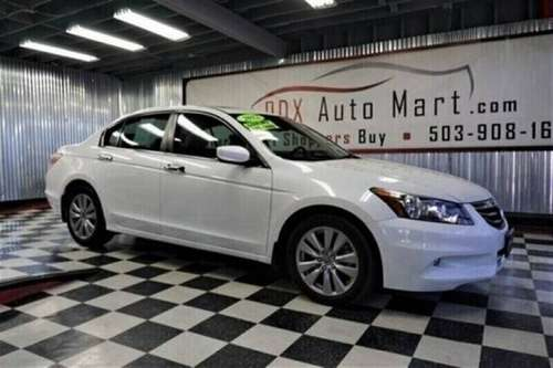 2012 Honda Accord EX-L Sedan for sale in Portland, WA