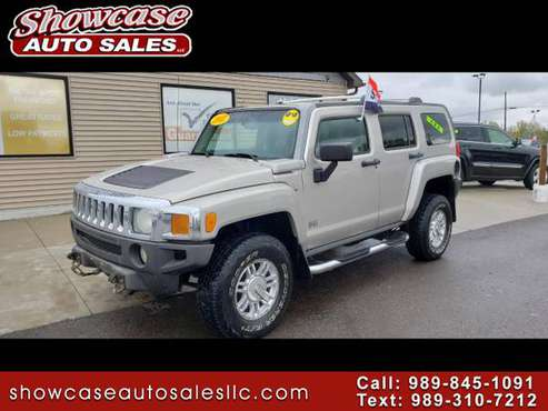 **SWEET**2007 HUMMER H3 4WD 4dr SUV for sale in Chesaning, MI
