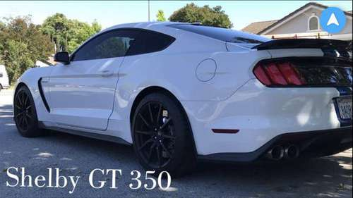 SHELBY GT350 2017 for sale in San Jose, CA
