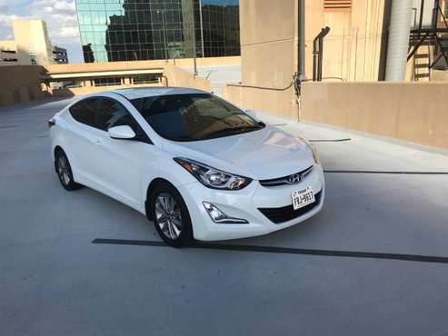 2015 Hyundai Elantra SE for sale in North Richland Hills, TX
