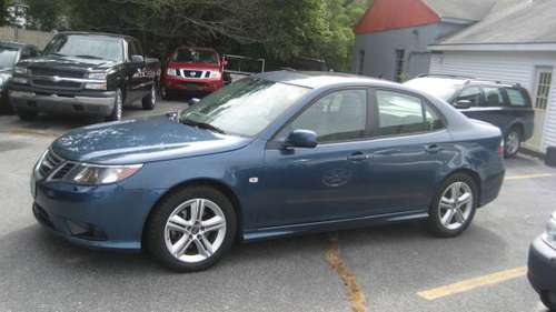 2010 SAAB 9.3 ALL WHEEL DRIVE, SUNROOF for sale in East Falmouth, MA