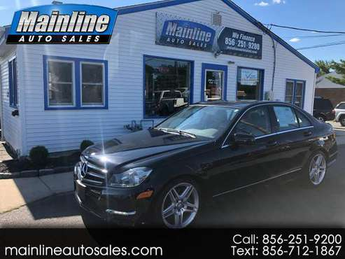 2013 Mercedes-Benz C-Class 4dr Sdn C 300 Sport 4MATIC for sale in Deptford Township, NJ