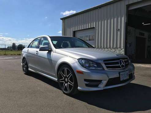 Mercedes C250 AMG appearance package for sale in Springfield, OR