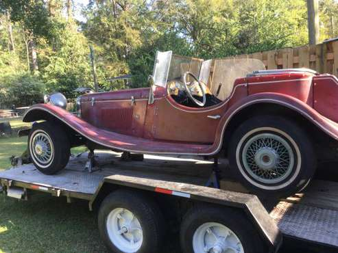1937 Replica / Kit Car Jaguar for sale in Summerville , SC