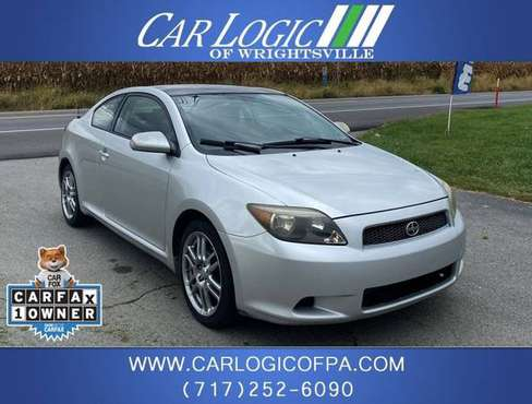 2007 Scion tC Base 2dr Hatchback (2.4L I4 4A) - cars & trucks - by... for sale in Wrightsville, PA