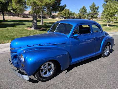 1941 Chevy Cp. Street Rod, Might Trade or Sell for sale in North Las Vegas, NV
