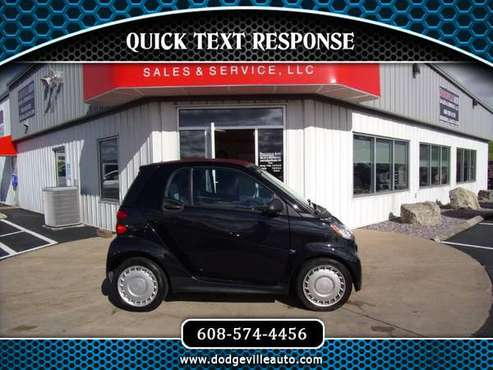 2015 smart Fortwo Pure for sale in Dodgeville, WI
