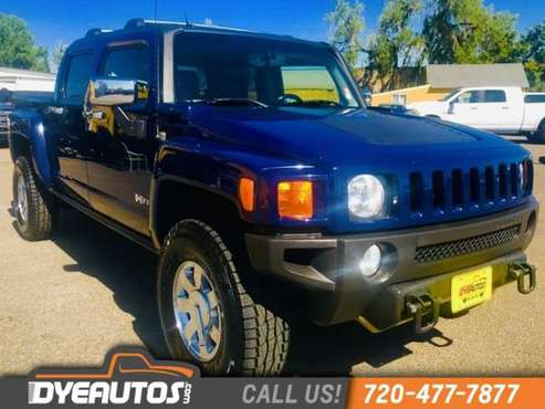 2009 Hummer H3 Leather Sunroof V8 4x4 for sale in Wheat Ridge, CO